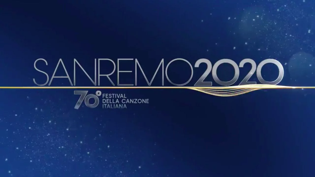 Sanremo 2020 1/7
